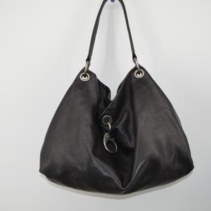 Simply Vera Vera Wang Leather hobo purse